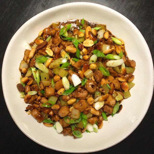 Kung Pao Chicken Plate Haemi YH