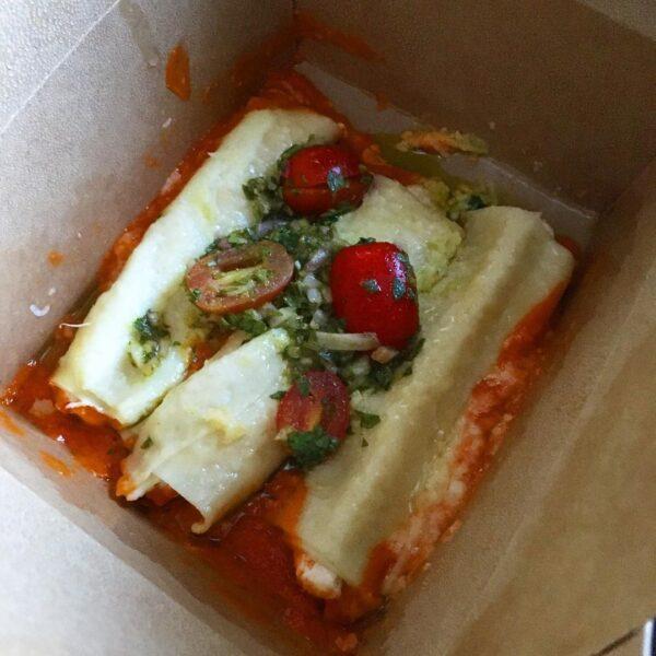 Rivoli Berkeley Food