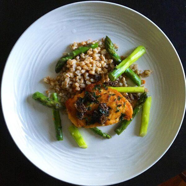 Rivoli Berkeley Plated Dish